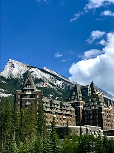 Banff Springs Hotel (Aug 5)