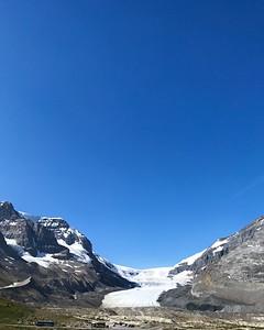 Athabasca Glacier (Aug 2)