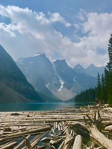 Moraine Lake (Aug 1)