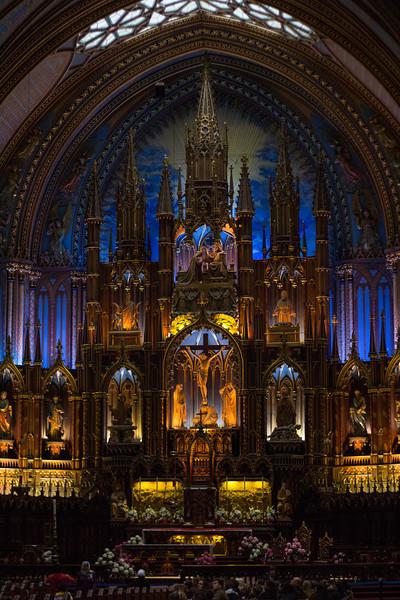 Altar of Notre-Dame