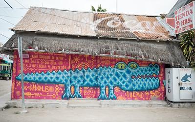 Holbox, Mexico February 2018