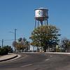 Santa Fe Railroad Company Water Tank