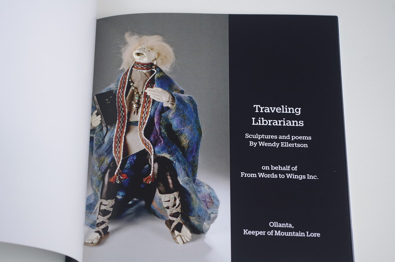 Traveling Librarians book first page