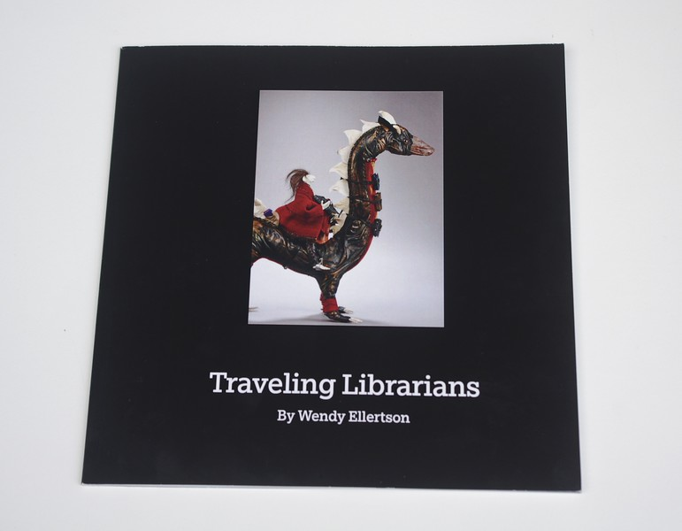 Traveling Librarians book