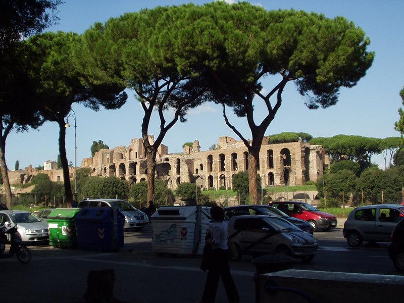Cicus Maximus, Rome