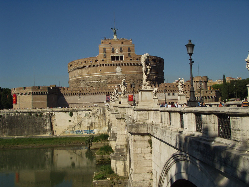 Castel St Angelo