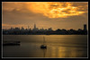 NY Harbor Sun-Sailing