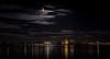 Blood Lunar Eclipse over Buffalo's Skyline