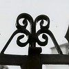 Wrought Iron Gate in Galway, Ireland