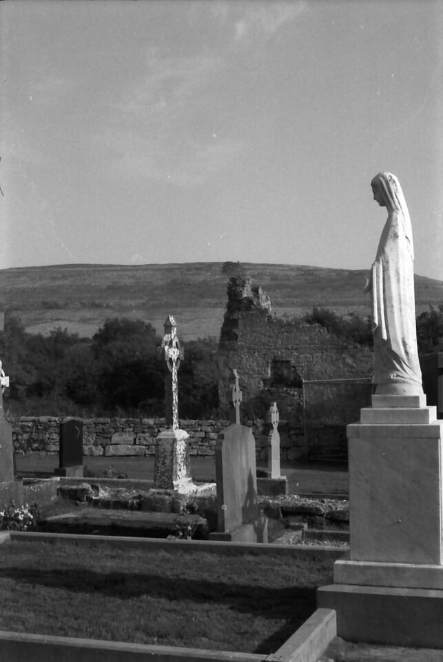 10 7-18-06 church graveyard