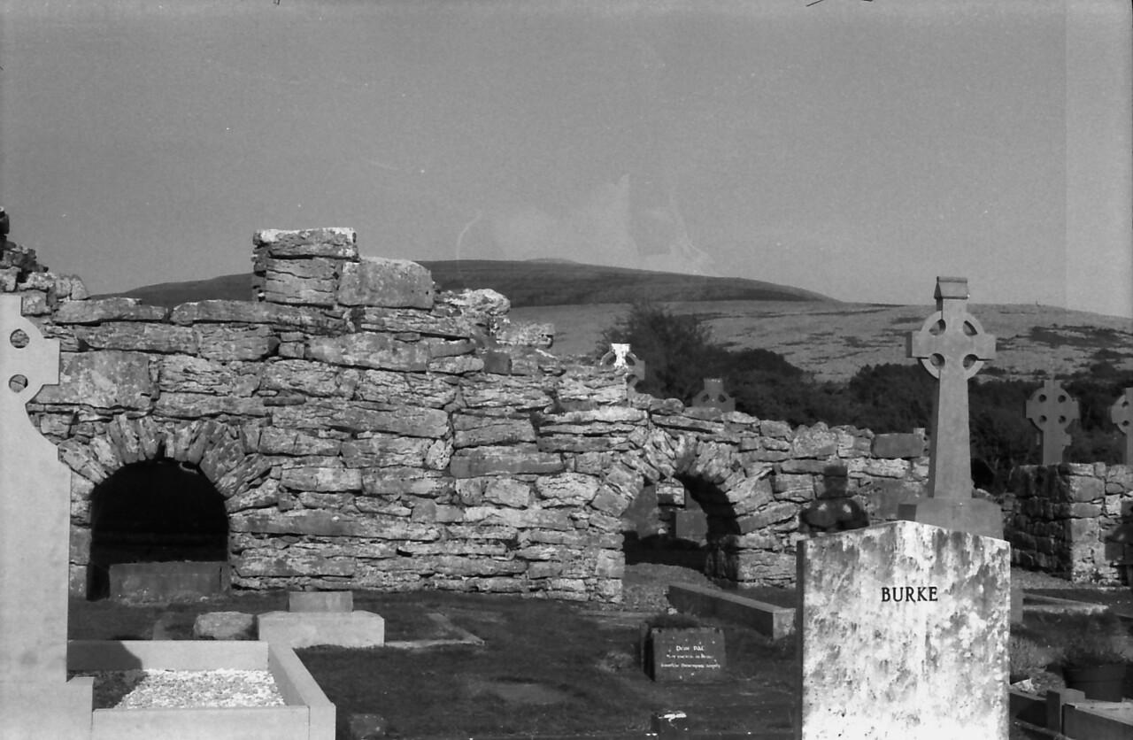 12 7-18-06 church graveyard
