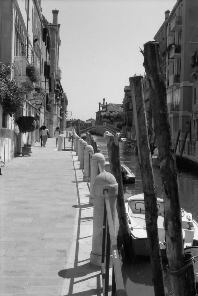 6 Venice street water