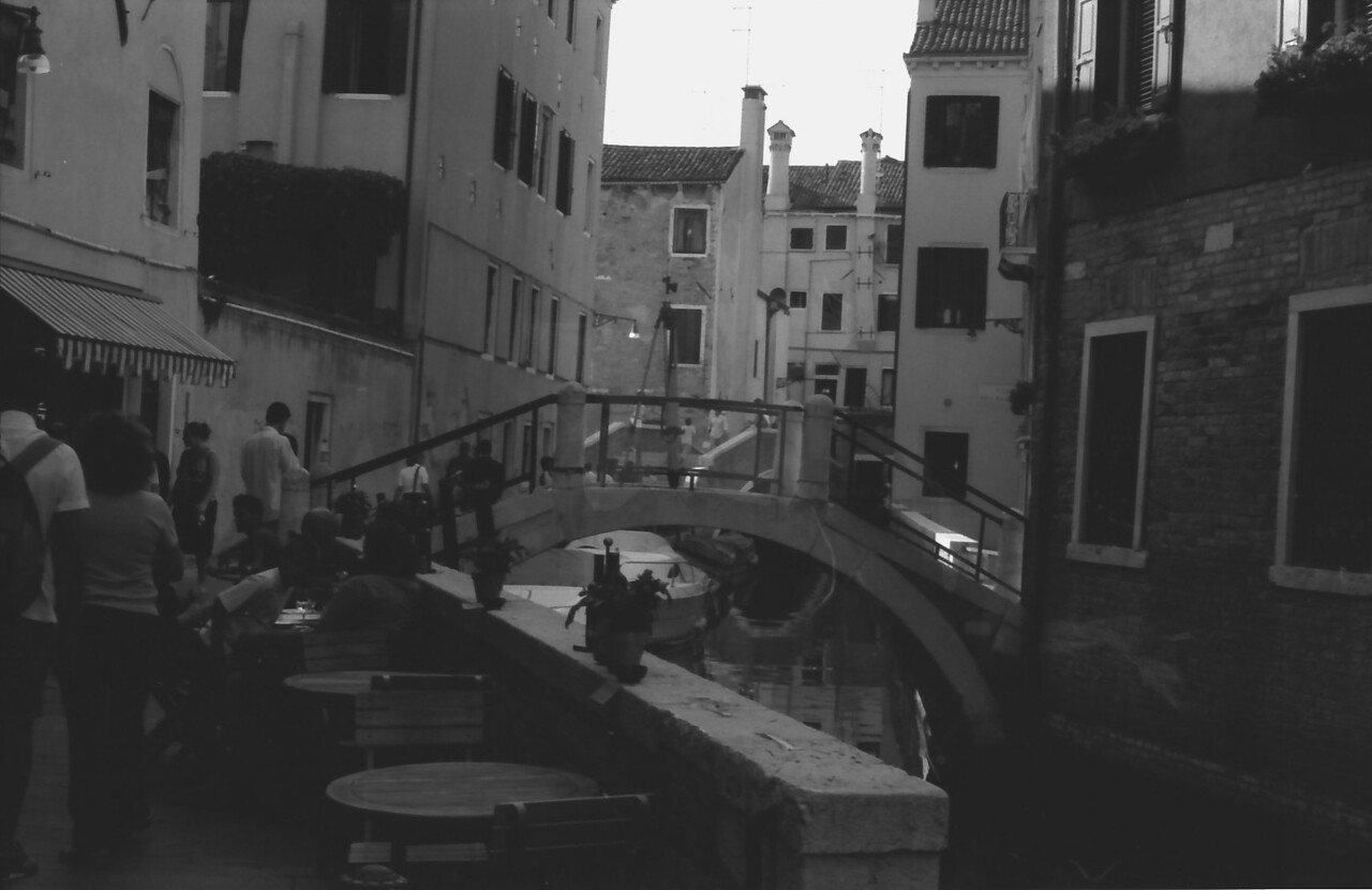27 Venice bridge water