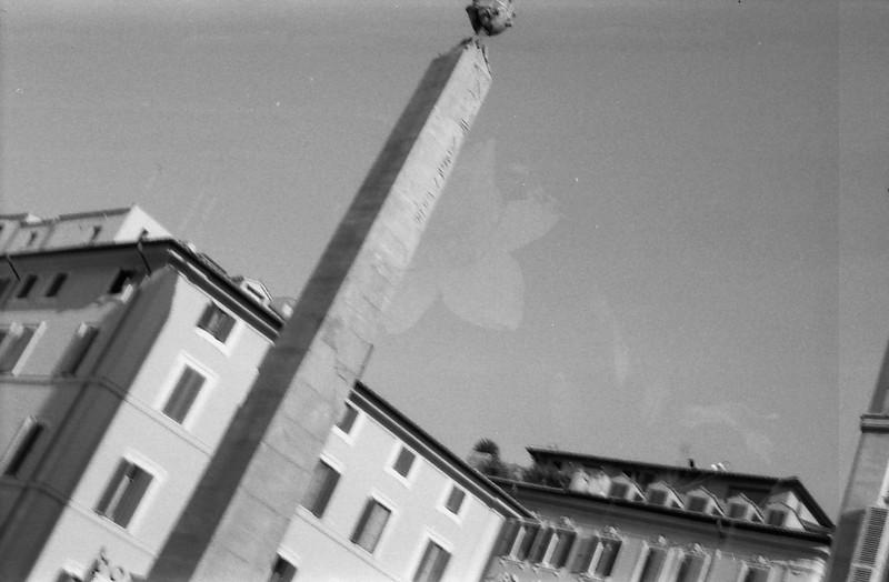 33 Rome obelisk
