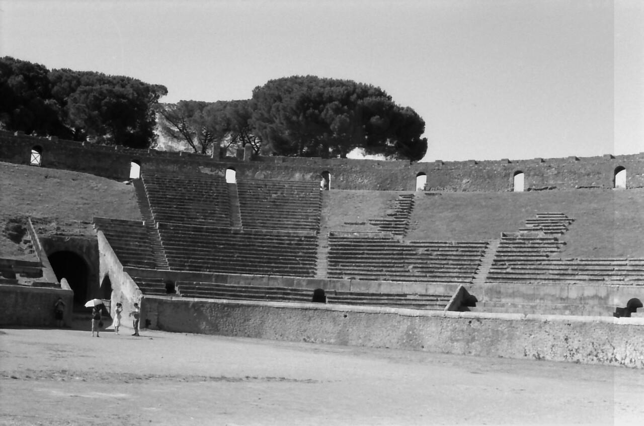 37 Pompeii stadium