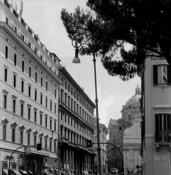 31 Rome street basilica