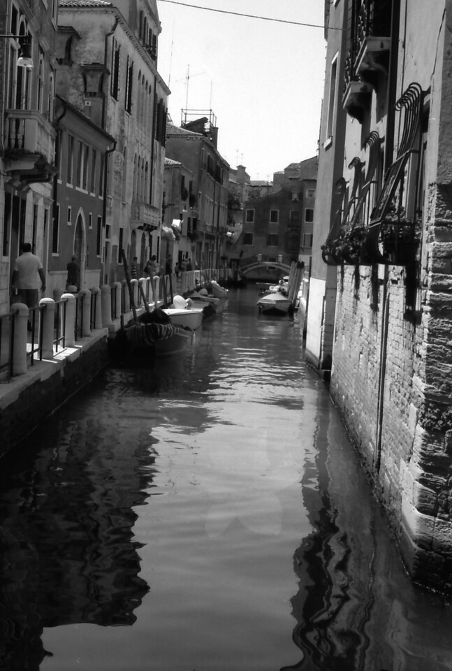 9 Venice street water