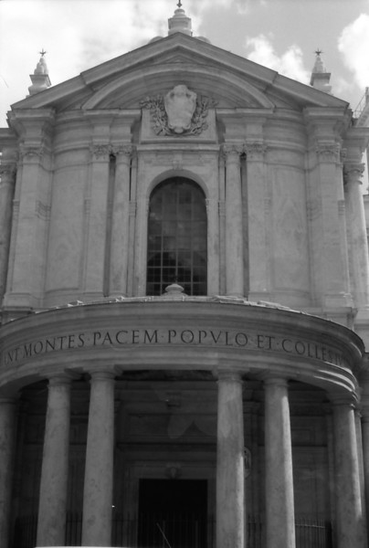 31 Rome Montes Pacem Populo