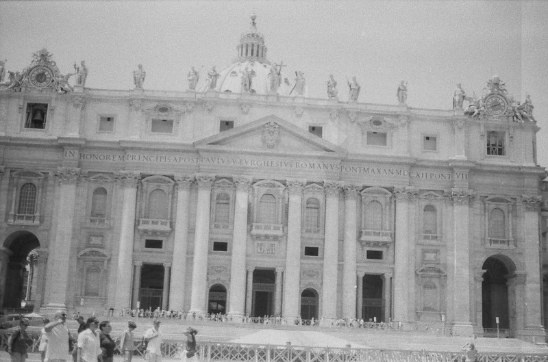 22 Rome St  Peter's Basilica
