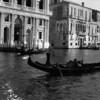37 Venice gondola Grand Canal