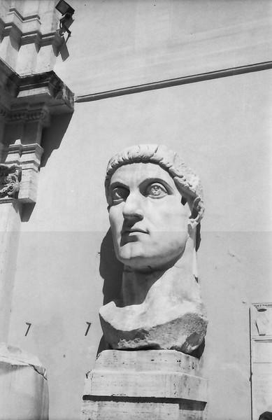3 Rome Campidoglio Constantine