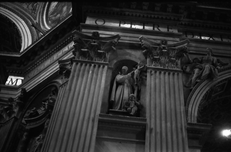7 Rome St  Peter's Basilica