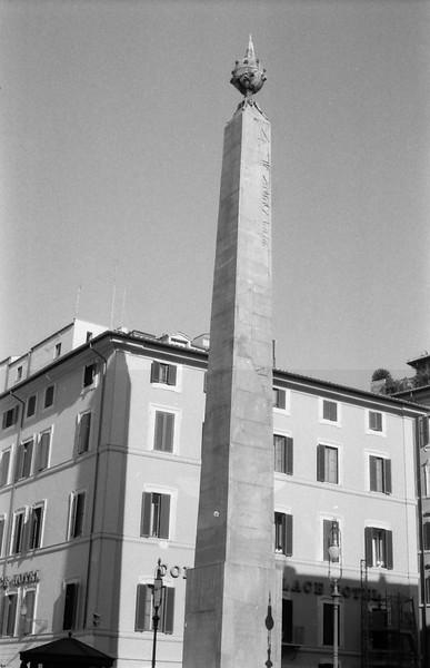 34 Rome obelisk