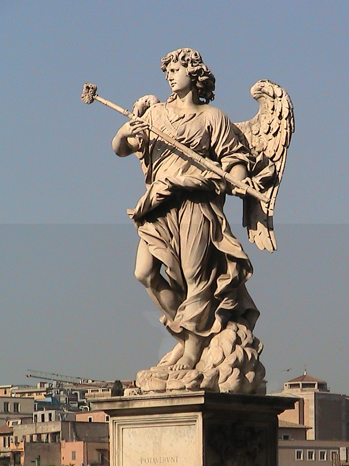314 Rome Archangel Michael