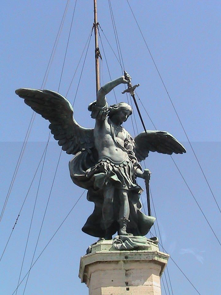 359 Rome Archangel Michael