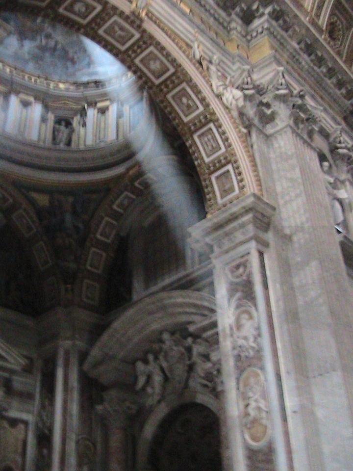 301 Rome Vatican St  Peter's Basilica