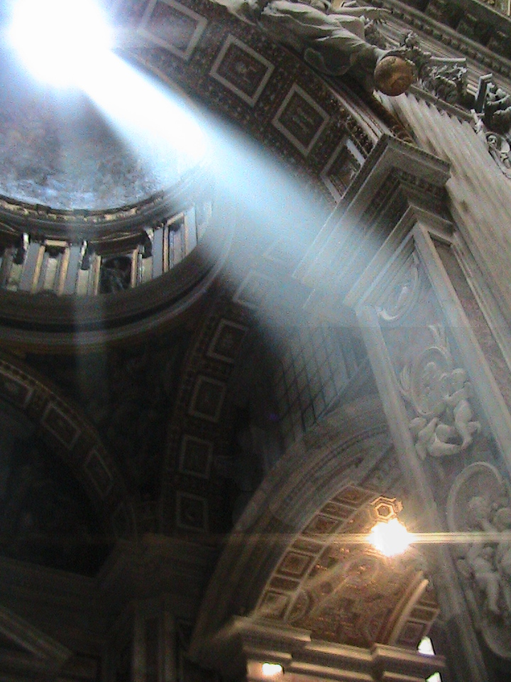 303 Rome Vatican St  Peter's Basilica