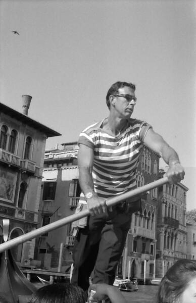 4 Venice Gondolier