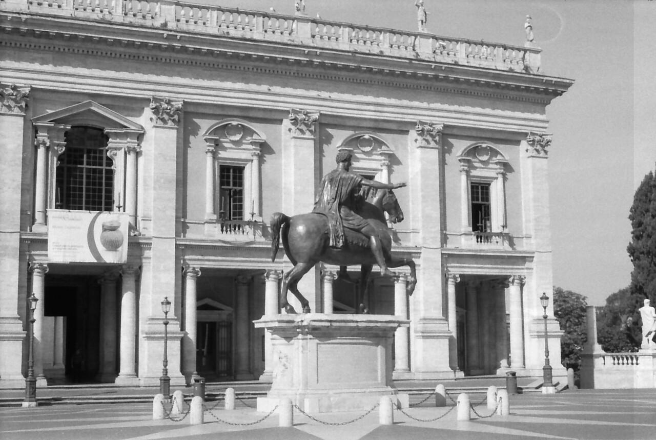 20 Rome Campidoglio Marcus Aurelius equestrian statue