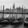 17 Venice Grand Canal gondolas