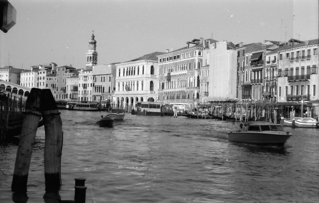 35 Venice Grand Canal boat