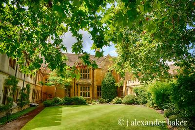 An Oxford Quad