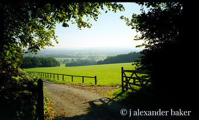 Cottswolds View, England