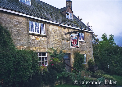 Bakers Arms, Cottswolds, England
