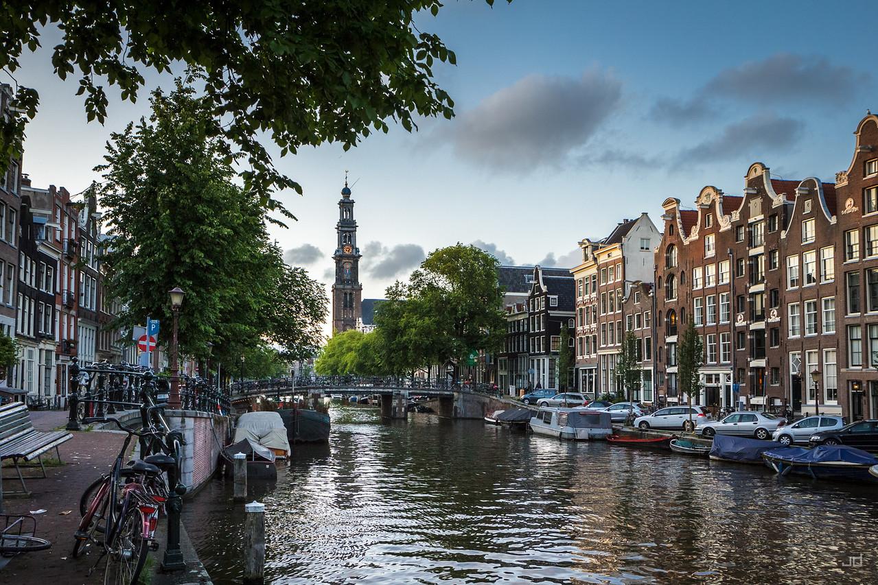 Westerkerk tower