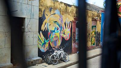 Einstein Street Art
