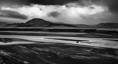 Near Sauðleysuvatn