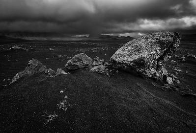 Under the Hekla