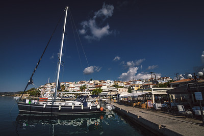 Ermioni harbor