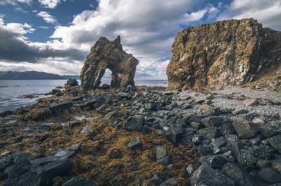 Húsavík reefs