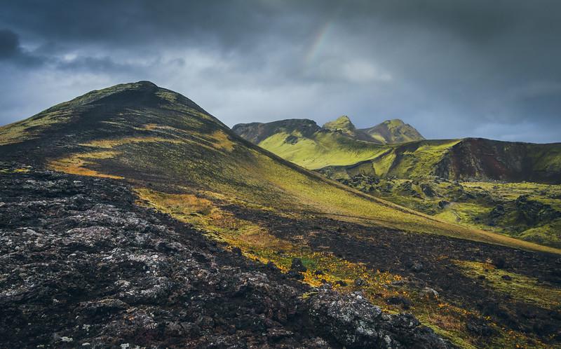 Around Frostastaðavatn