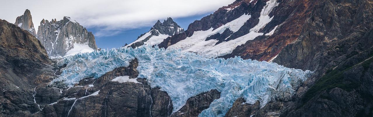 Glacier Blancas