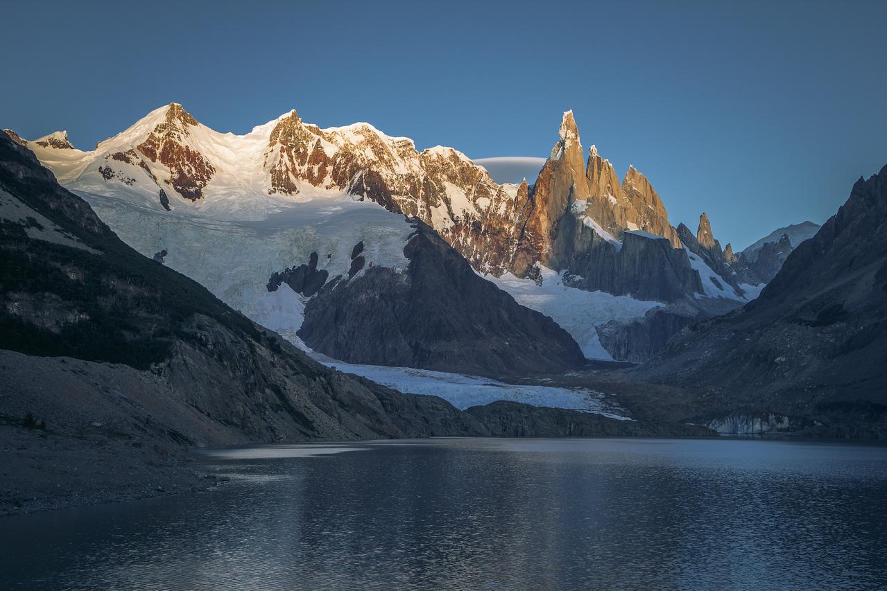 Cerro Torre sunrise