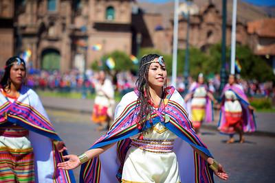 Inti, Raymi
