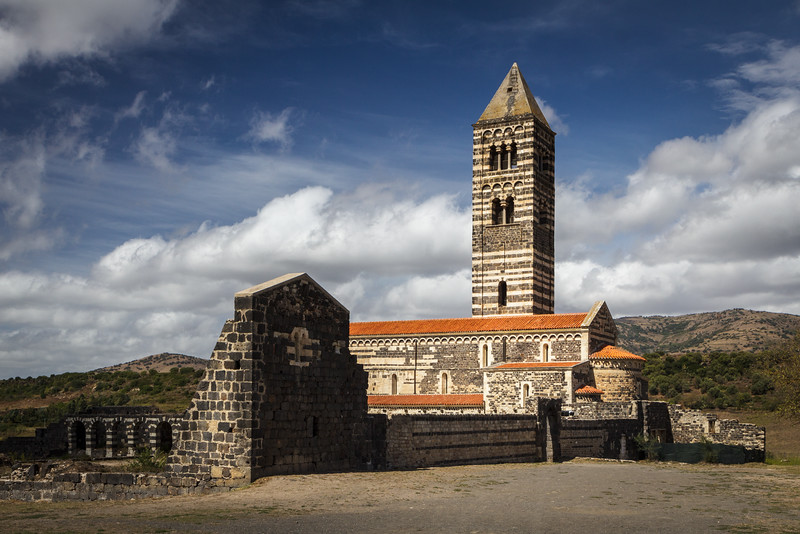 Trinità di Saccargia church