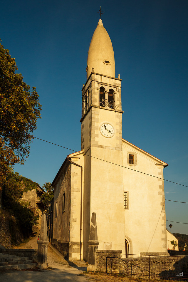 Church in Štanjel